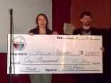 $1000 micro-funding award on April 4 2013